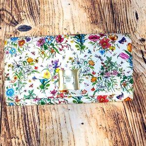 ASOS floral clutch